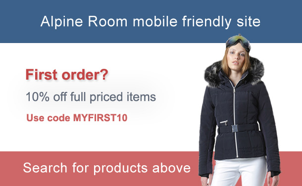 Mobile site - First Order 10% MYFIRST10
