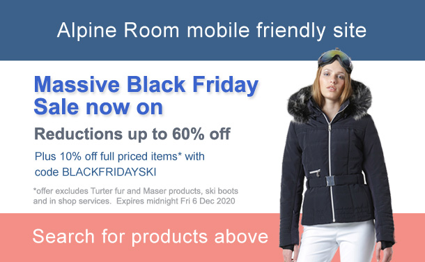 Black Friday offer - Mobile site