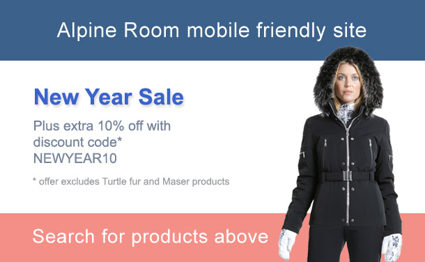 Mobile site - New Year sale