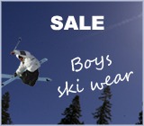 Boy's SALE ski wear