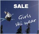 Girl's SALE ski wear