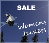 Women's SALE jackets