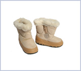 Baby to child snow boots