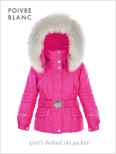 Age 5: girl's Amelie jacket in pink