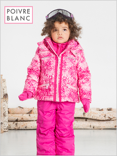 Age 3-7: girl's Cloud Pink jacket