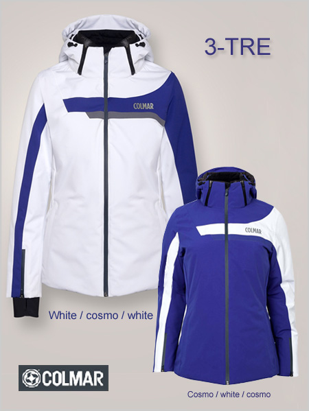 3-TRE womens ski jacket