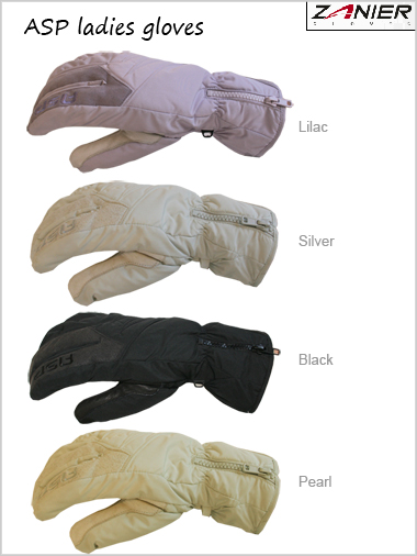 ASP ladies gloves