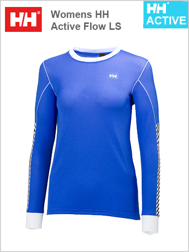 HH W Active Flow long sleeved top