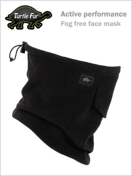 Turtle Fur Active Performance - Fog Free Face Mask