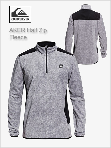 Aker half zip technical fleece