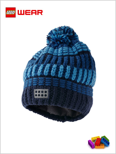 LEGO® Wear knit hat 717 - Dark navy