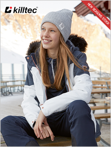 Age 8-16: Ambelina Jr snow / ski jacket