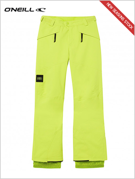 Ages 10-16: Anvil pant - Lime punch