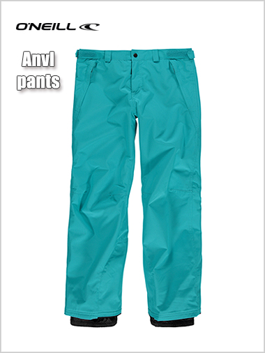 Age 8-14: Anvil pant - teal blue