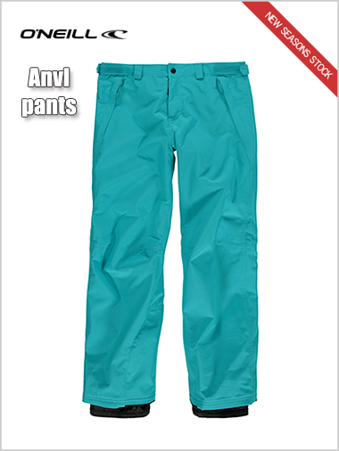 Age 8-16: Anvil pant - teal blue