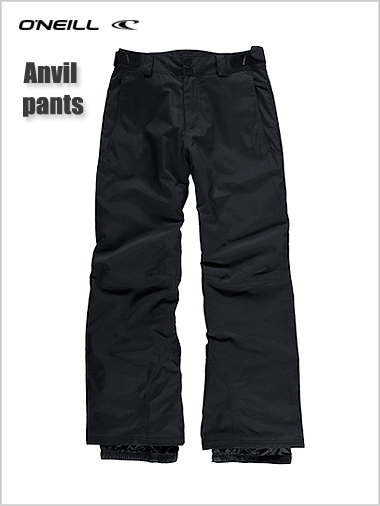 Ages 14: Anvil pant - black out