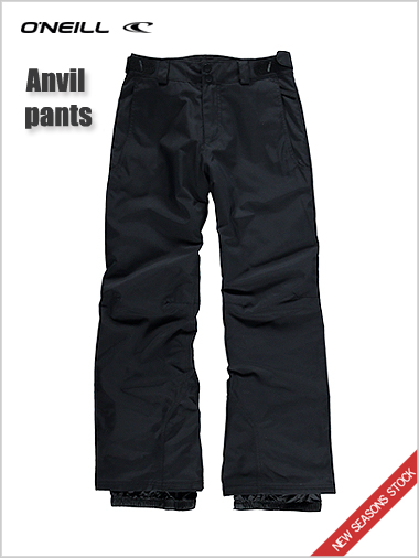 Ages 14-16: Anvil pant - black out