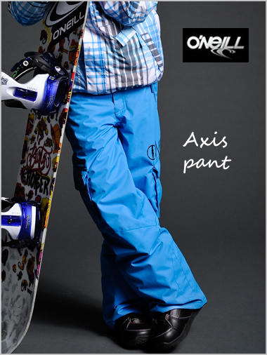 Ages 10: Axis pant - New international blue