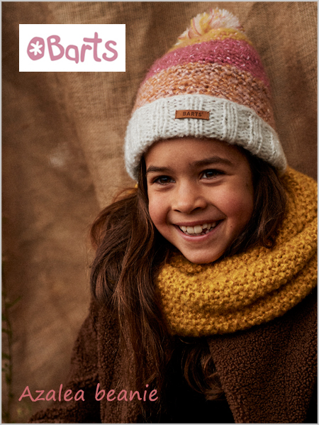 Azalea beanie cream - child