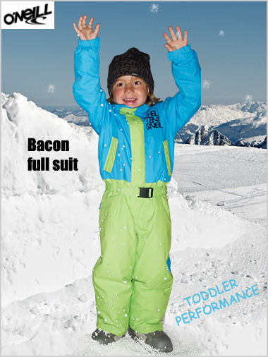 Age 3: Bacon full suit