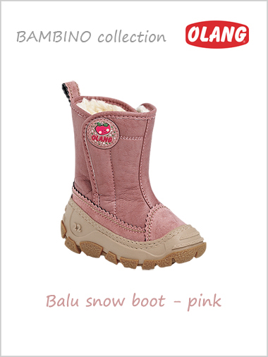 Balu snow boot - pink