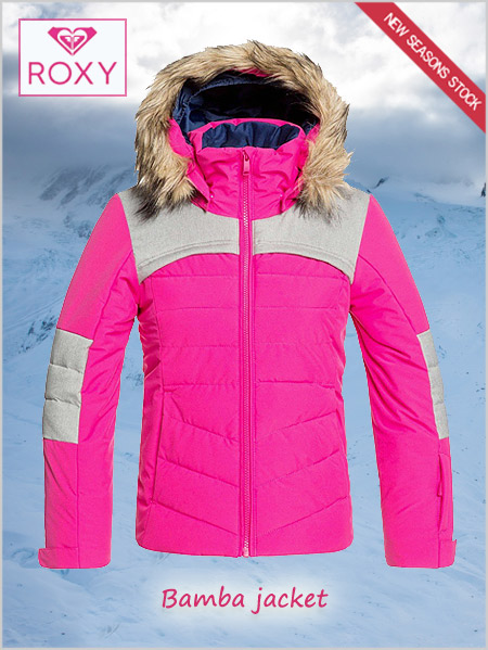 Age 8-16: Bamba girl's jacket - Beetroot pink