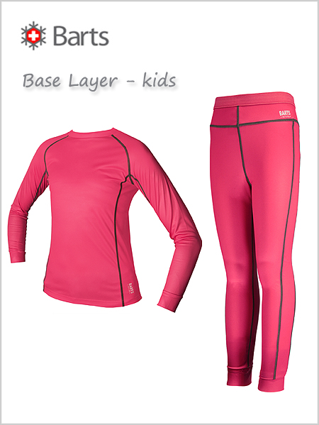 Barts Base Layer for kids - Confetti