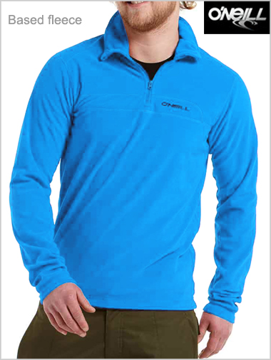 Based fleece - Dresden blue (only L now left)