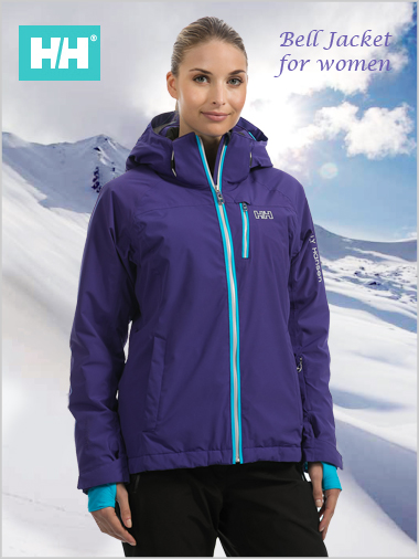 Bell Jacket in Midnight Purple for Women (only UK 14 now left)