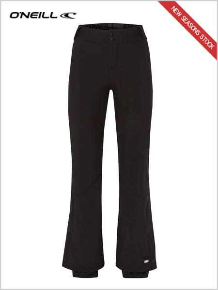 Blessed softshell pants - black