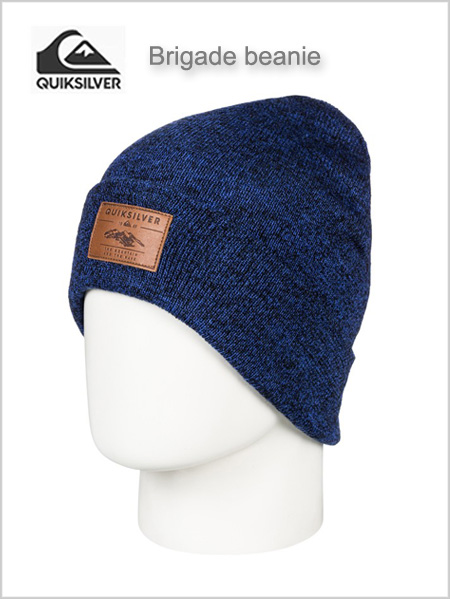 Brigade Beanie - Dress blue