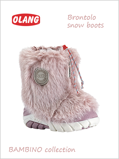 Brontolo snow boot - toddler to child