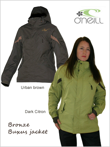 Launch - Bronze Buxus jacket