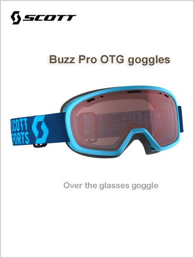 Buzz Pro OTG - junior / small faces (blue)