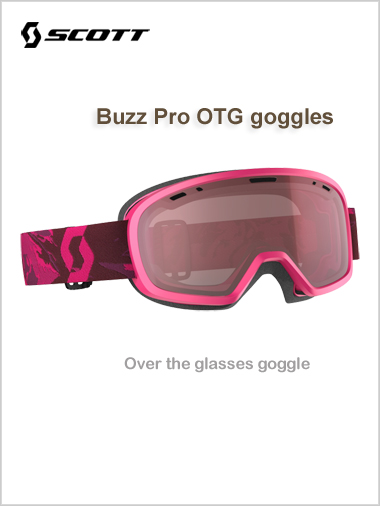 Buzz Pro OTG - junior / small faces (pink)