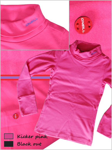 Junior girls - Chalcophanite roll neck