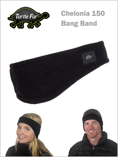 Turtle fur Chelonia 150 Bang Band - Black