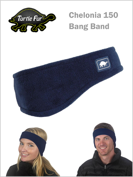 Turtle fur Chelonia 150 Bang Band - Navy