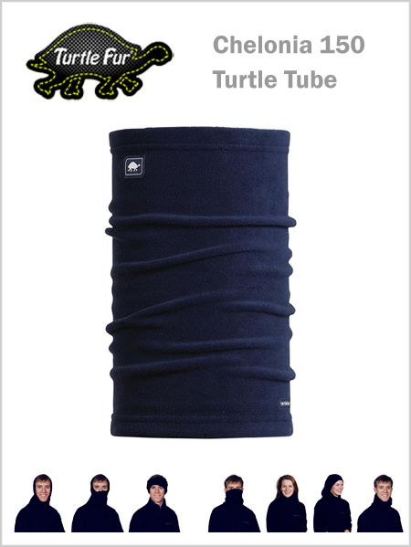 Turtle fur Chelonia 150 Turtle Tube - Navy