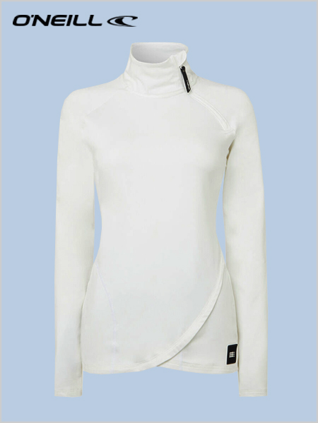 Clime fleece - Powder white