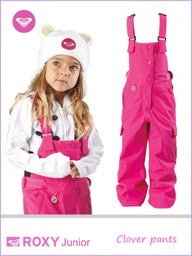 Age 3-4: Clover pant