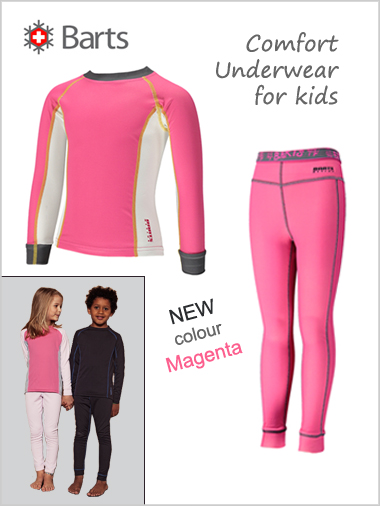 Comfort Underwear for kids - Magenta (only 8-10Y now)