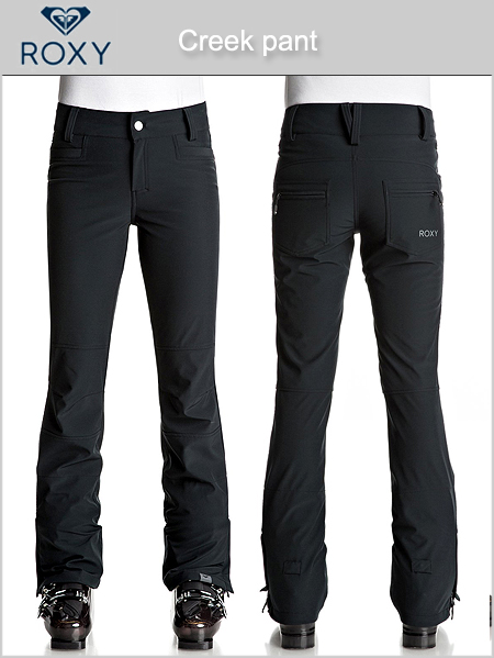 Creek pant - Black