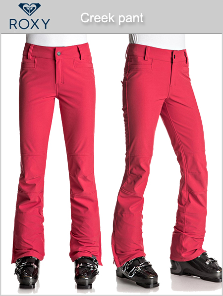 Creek pant - Lollipop red