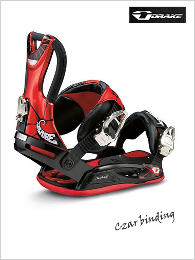 Czar - mens snowboard bindings