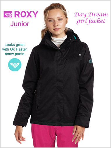Ages 12: Day Dream Girl jacket