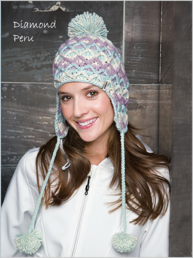 Diamond Peru - ladies hat