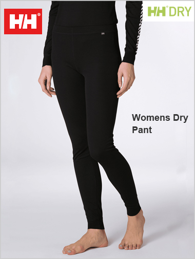 HH Womens Lifa pant DRY