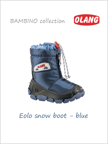 Eolo snow boot - toddler to child
