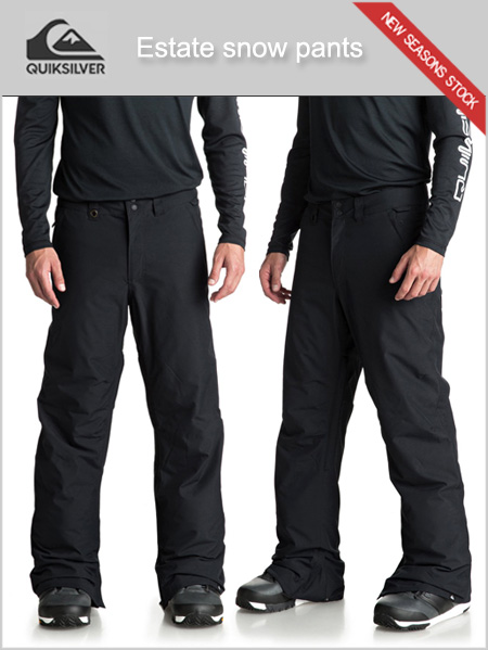 Estate snow pants - Black